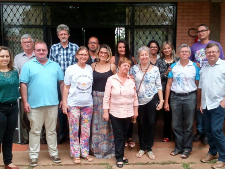 Instituições diaconais se reúnem no 1º Encontro da Rede de Diaconia em Brasília