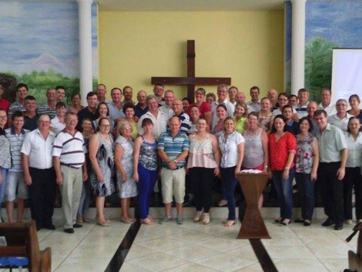 FLD ministra assessoria sobre Diaconia Transformadora no sínodo Rio Paraná