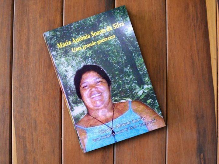 Mulher Kaingang escreve livro sobre a história de vida e luta da comunidade