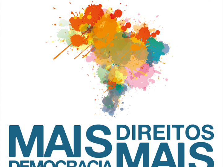Entidades lançam campanha nacional por mais direitos e mais democracia