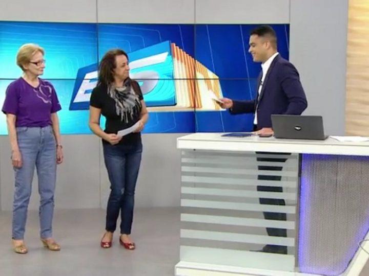 Instituição Diaconal de Vitória é destaque na TV Gazeta