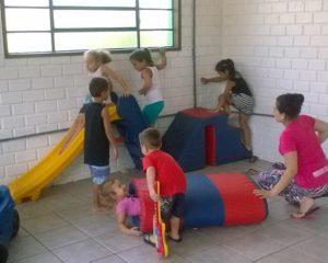 Projeto de Férias proporciona atividades para crianças em recesso escolar