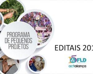 Editais FLD: fortalecendo a justiça de gênero e processos de gestão democrática
