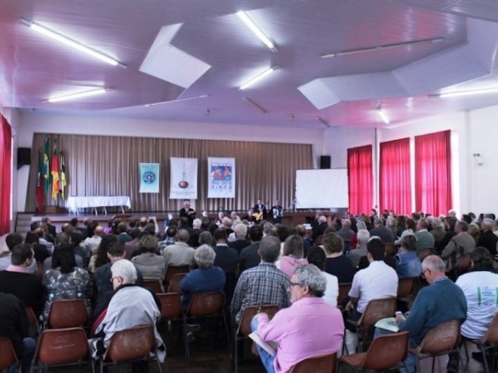 16º Assembleia Sinodal Ordinária reúne representantes de instituições da Rede de Diaconia
