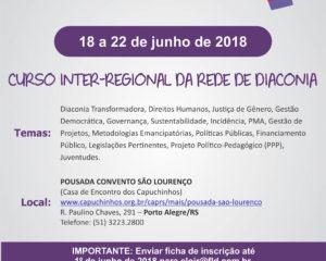 Curso Inter-regional para Articulações RS e SC/PR