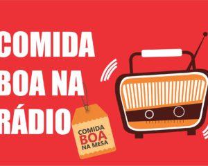 Comida boa na Rádio traz informações sobre agroecologia e dicas práticas