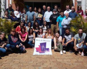 Rede de Diaconia vivencia momento de formação e reafirma a luta por participação e transformação