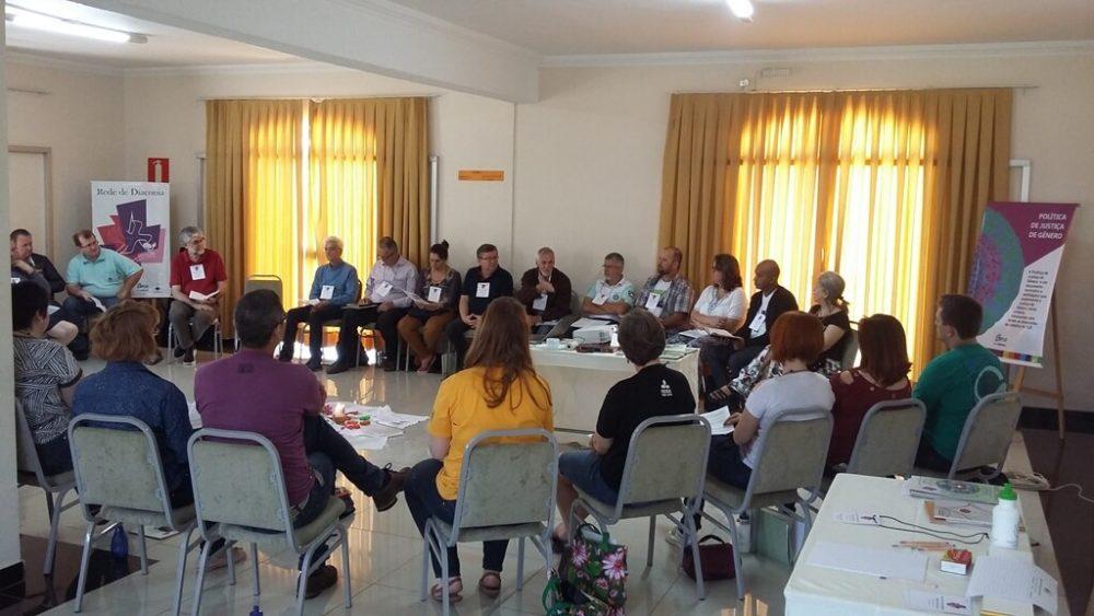 Instituições das Regiões N, NE, CO e SE dialogam sobre Direitos e Diaconia Transformadora