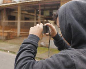 """""""Fotografar é, além da ação de registrar algo, uma forma de expressar aquilo que se vê, que se sente e que se é"""""""
