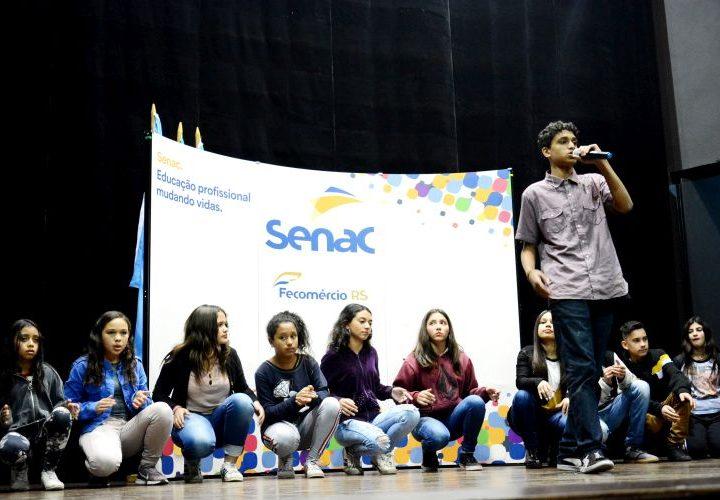 Lar Padilha encerra o primeiro módulo do projeto apoiado pelo Criança Esperança