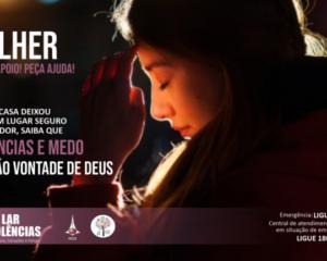 IECLB lança campanha POR UM LAR SEM VIOLÊNCIAS