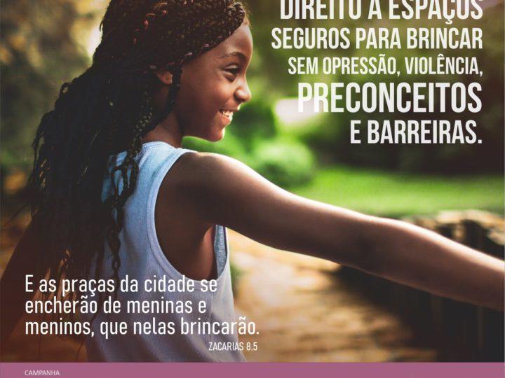 CAMPANHA Por um lar sem violências! – Crianças