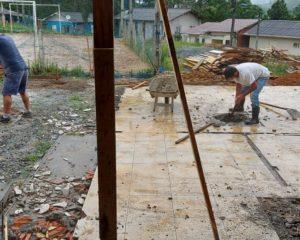 Colabore com a reconstrução de espaço multidisciplinar na comunidade Vila Jensen, em Blumenau (SC)